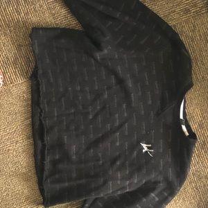 Thrasher crop top sweater